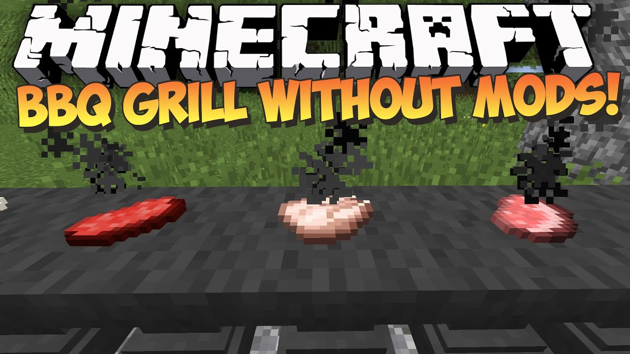 how to cook food in minecraft
