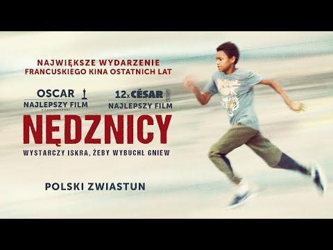 """""""NĘDZNICY""""; zwiastun PL, nominacja doOscara iZłotego Globu, Cezar dla Najlepszego Filmu; wkinach!"""