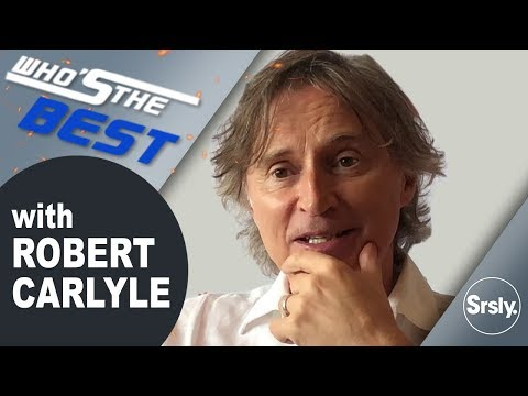 Once Upon A Time :  Who's The Best de Robert Carlyle
