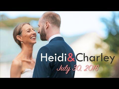 Heidi & Charley: Wedding Highlight Film at Gallery 308 Fort Mason in San Francisco, CA