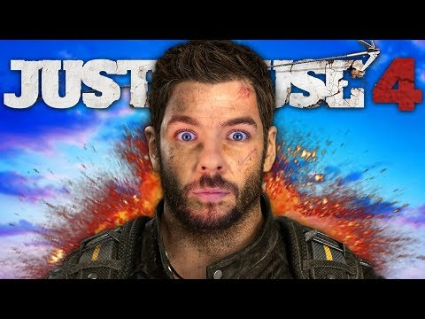 BIGGER AND BETTER THAN EVER | Just Cause 4 (Early Gameplay)
