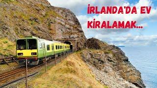İrlanda'da Ev Turu | Ev Kiralamak | DUBLIN