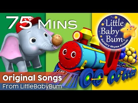 The Best Original Kids Songs | By LittleBabyBum!