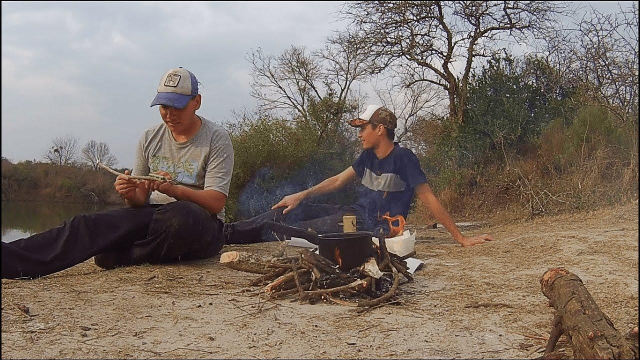 Pesca Y Cocina de Mojarras