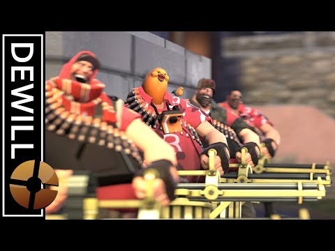 [ TF2 ] Great Heavy Wall Returns ( MVM )