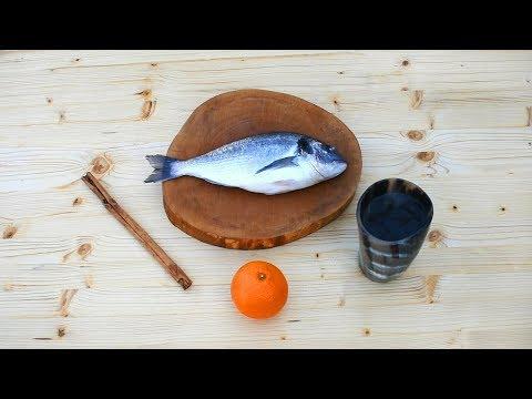 Sea Bream - Medieval Recipe