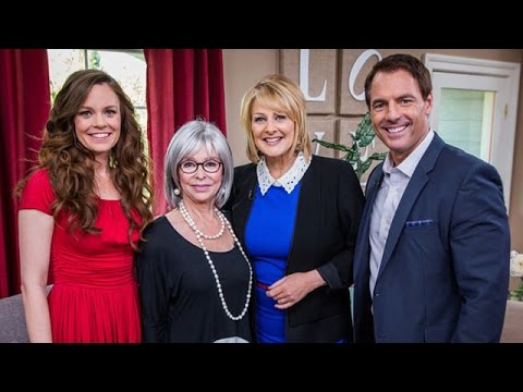 """A Gift of Miracles"" stars Rita Moreno & Rachel Boston"
