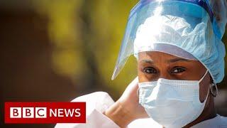 US confirms one million coronavirus cases - BBC News