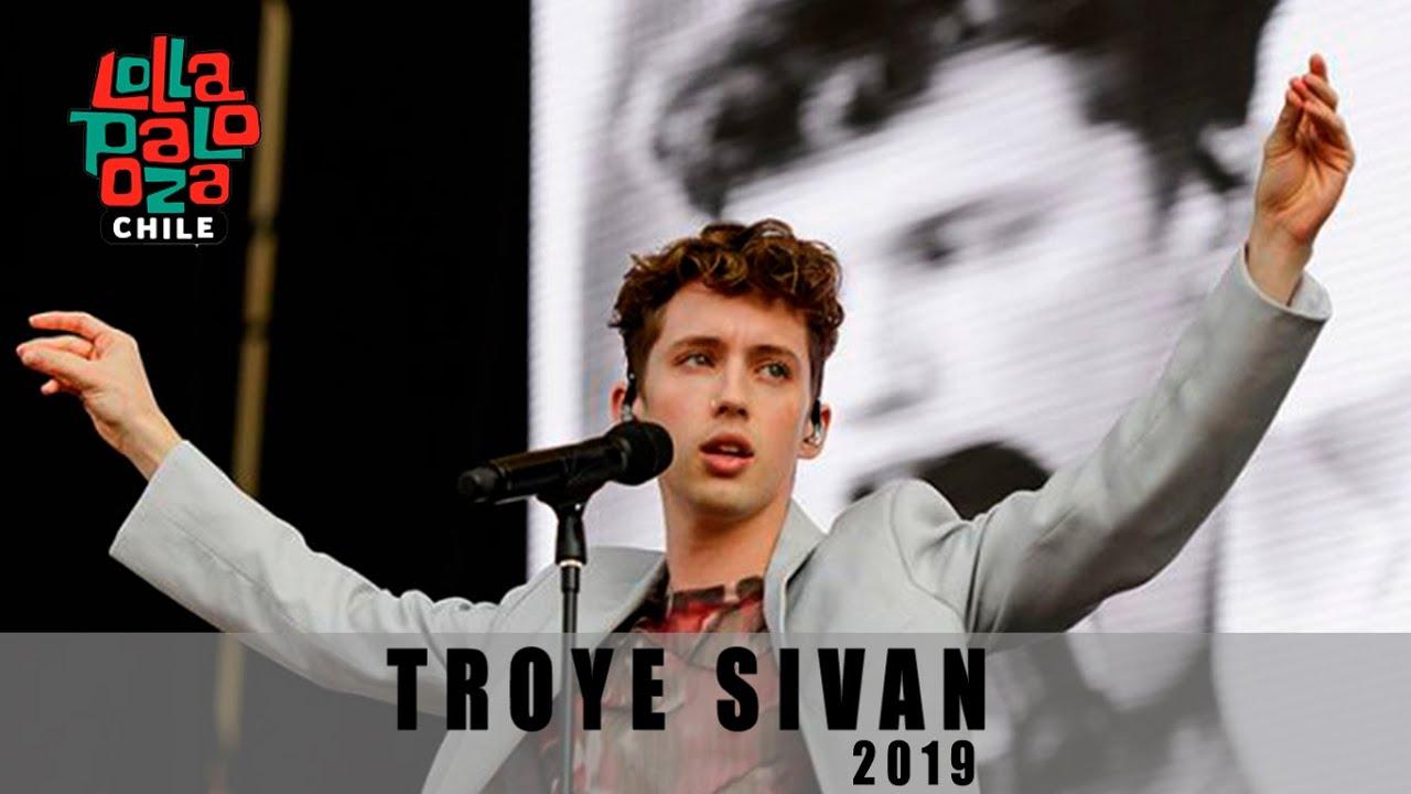 Troye Sivan - Lollapalooza Chile 2019 HD (FULL SHOW )