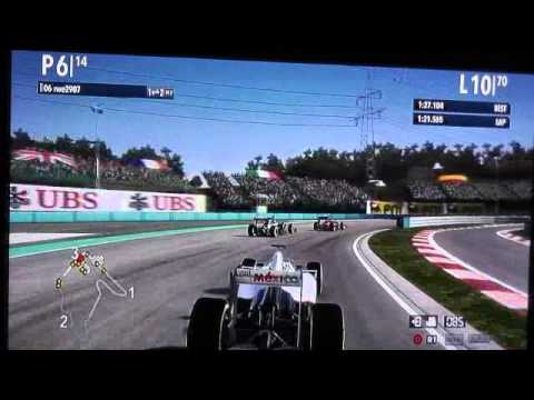 TF1R - TV Race 11 Hungary