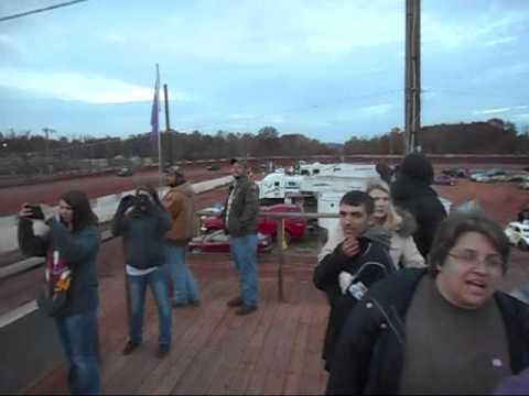 Road Warrior Feature, Susquehanna Speedway Park, 10-31-15