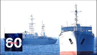 Такого Россия НЕ ОЖИДАЛА: корабли ВМС Украины прошли через Керченский пролив. 60 минут от 24.09.18