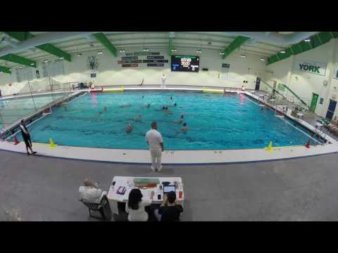 Fenwick vs Lyons Township Men's Water Polo 3/31/2017