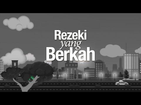 Motion Graphics: Rezeki yang Berkah - Ustadz Muhammad Nuzul Dzikri, Lc.