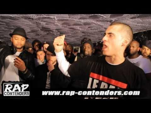 Rap Contenders - Edition 2 - Gaïden vs Deen Burbigo