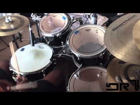 Travis Greene- Intentional - Drum Cover