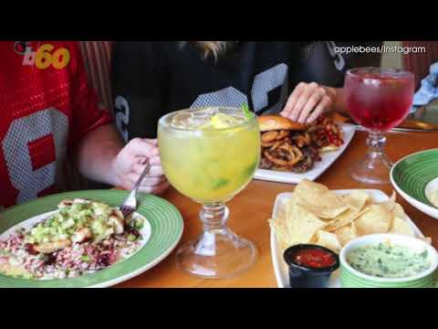Applebees Blows Minds With $1 Margaritas, Yes $1!