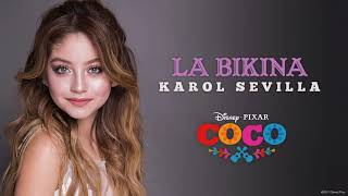 Baixar Karol Sevilla - La bikina (Audio Only) - Inês Dias 愛
