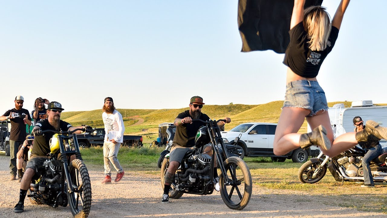Camp Zero 2019 Sturgis Motorcycle Rally