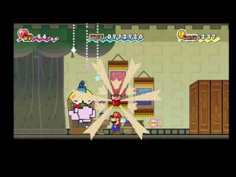 Super Paper Mario - Bonus Pixls