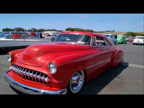 Coolest Vintage Cars Ever - Kustoms Nationals - Phillip Island - Australia