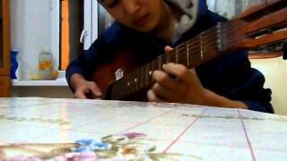 СУМЕРКИ игра на гитаре