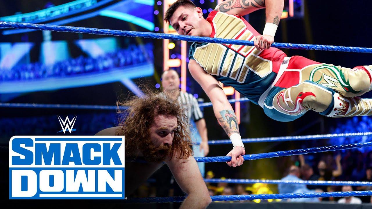 Download Dominik Mysterio vs. Sami Zayn: SmackDown, Sept. 17, 2021