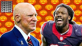 NFL Player Trolls Team Owner With Halloween Costume
