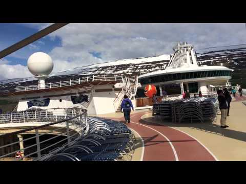 Akureyri Port, Iceland, Captain's Announcement - Adventure of the Seas
