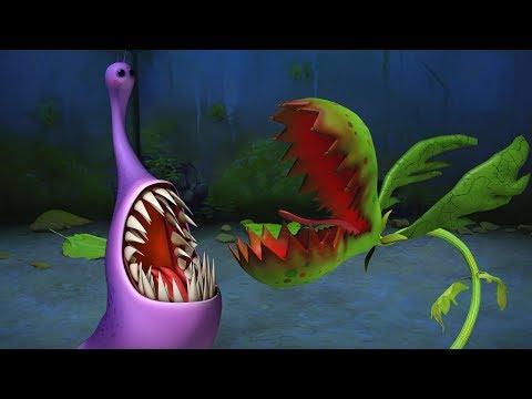 LARVA - THE BIG BATTLE | Cartoon Movie | Cartoons For Children | Larva Cartoon | LARVA Official