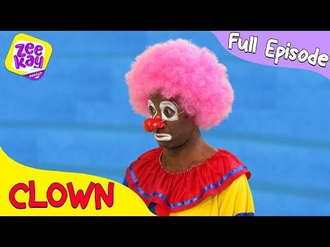Let's Play: Clown | FULL EPISODE | ZeeKay Junior