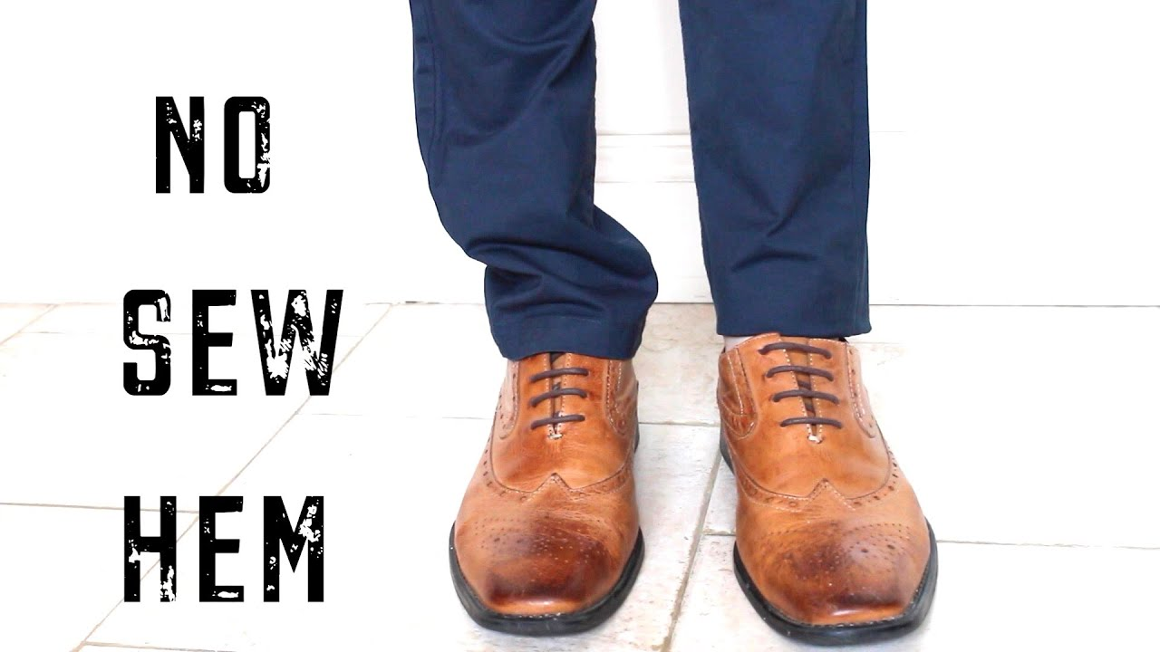 How to Hem Pants recommend