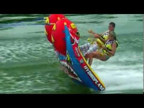 GrandStand 2 Towable Boat Tube by Sportsstuff