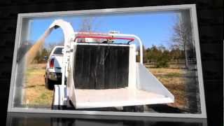 Altec DC610 6inch Chipper / Shredder - Sales Video Thumbnail