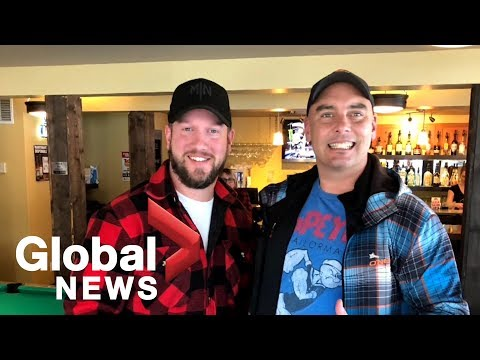 Canadian veteran reunited with soldier who helped save him