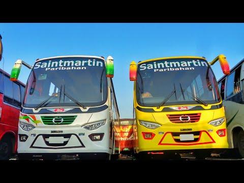 Brand New Saintmartin Paribahan Lele B1616 Super Business Class