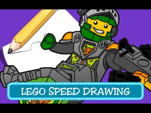 Speed Drawing Coloring Pages