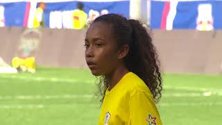 CANADA GIRLS VS BRAZIL GIRLS   FINAL GIRLS   FULL MATCH   DANONE NATIONS CUP 2017