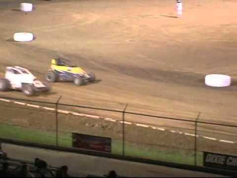 Braylon Fitzpatrick win 5/21/11 Lincoln Park Speedway Sprint