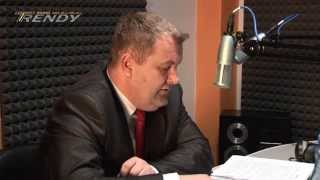 Rafal Papciak - wójt gminy Brzyska
