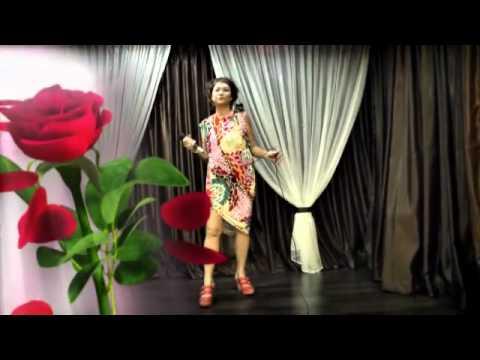 Lily Wong Singing  360p