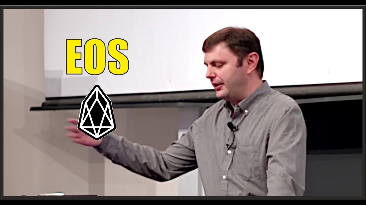 Криптовалюта EOS (Еос). История создания