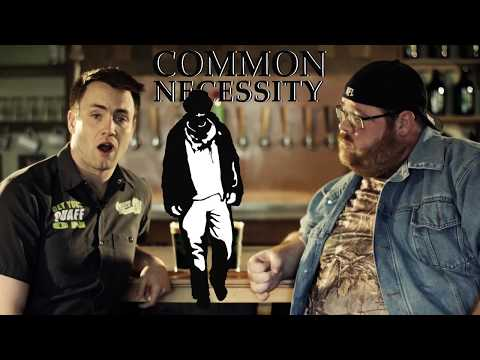 Common Necessity Hazelnut Coffee Stout from Quaff On Brewing Company