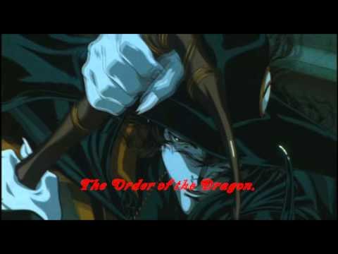 Iced Earth - Dracula (lyrics)