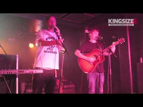 Kingsize träffar Chords del 2 - live på Marie Laveau i Stockholm