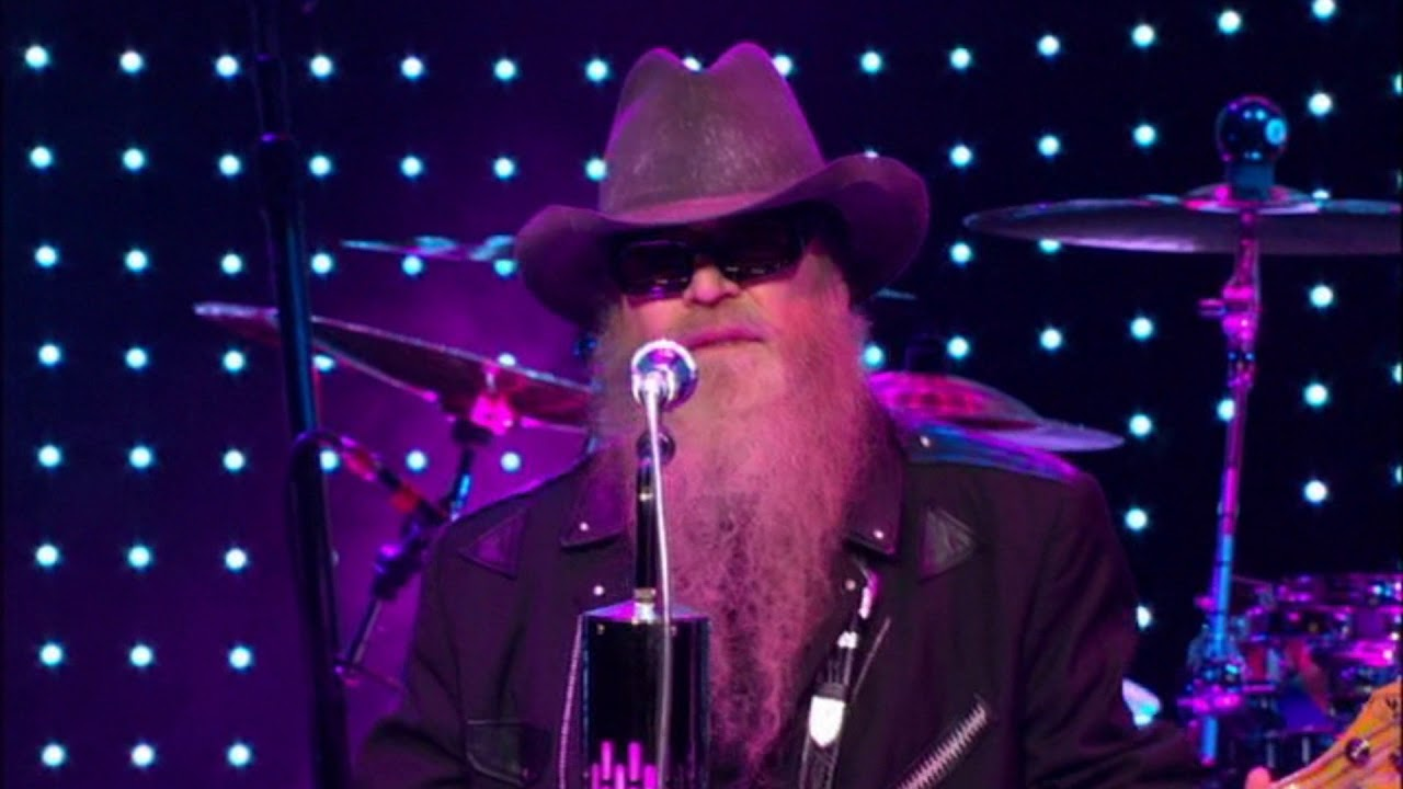 06994678eccd5 ZZ Top - Cheap Sunglasses (Live From Texas) - YouTube