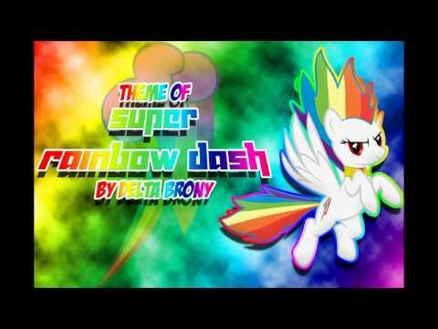 [MLP FiM] Super Rainbow Dash's Theme