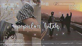 ❥ 𝐏𝐨𝐩𝐮𝐥𝐚𝐫 𝐛*𝐭𝐜𝐡 ❥ Popülerlik+Eğlenceli Arkadaş grubu 🖤 + Güzellik ~  Subliminal ❤︎ screenshot 4