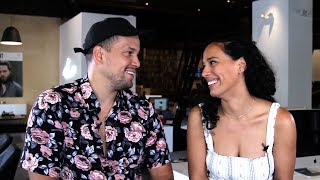 JOHNNYSWIM on Marriage Questions, Relationship Advice and, Yes, Date Night Songs YouTube Videos