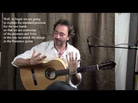 """Creating Malagueña"" - Jose Antonio Rodriguez - A Flamenco Legacy Project"